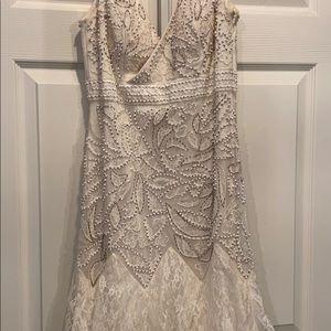 SueWong Nocturne gown wedding dress. Size 6